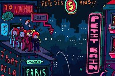 Birth Of Joy + Wonderflu + The Blind Suns à Paris 13ème