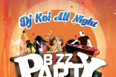 Bizz Party Ft. Djay Koi à Paris 10ème