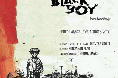 Black Boy à Le Plessis Belleville