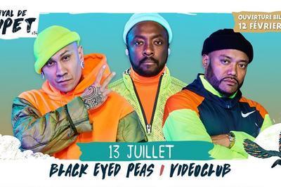 Black Eyed Peas à Saint Malo du Bois