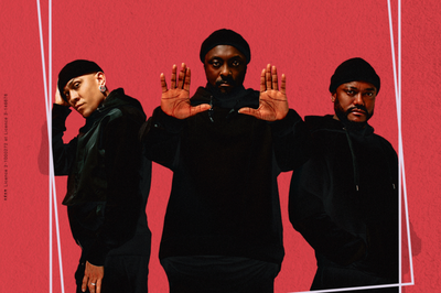 Black Eyed Peas Report à Nimes