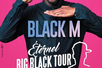 Black M à Paris 12ème