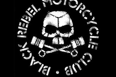 Black Rebel Motorcycle Club à Strasbourg