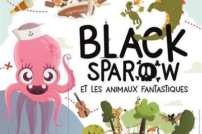 Black Sparow Et Les Animaux Fantastiques à Nantes