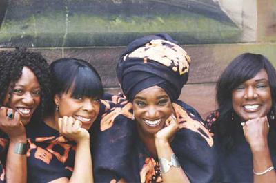 Black Voices à Issoire