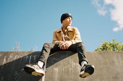 Blackbear à Paris 18ème