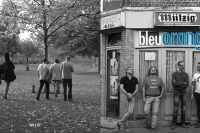 Bleuorange, Stonebridge Et Panda Band à Amiens