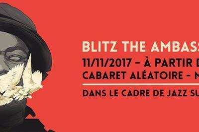 Blitz the Ambassador  à Marseille