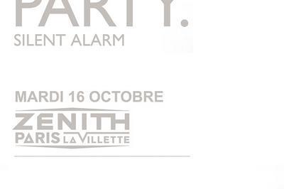 Bloc Party à Paris 19ème