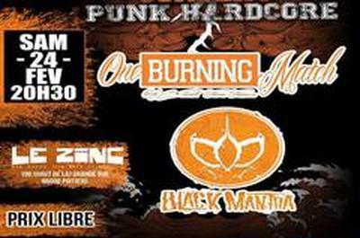 Concert Punk & Hardcore à Poitiers