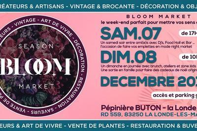 Bloom Market Marché De Saison (ré)créatif Dans Une Pépinière à Toulon