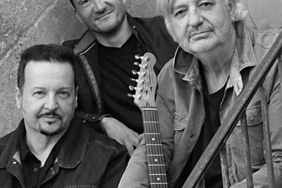 Blues Boom Trio à Grenoble