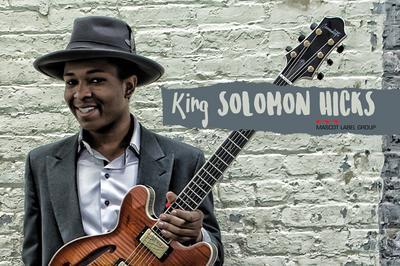 Blues King Solomon à Tremblay en France