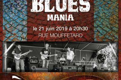 Bluesmania à Paris 5ème