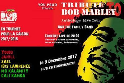 Bob Marley Tribute à Paris 18ème