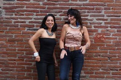 Boleros & Love Songs chansons d'Amérique du Sud duo chant-flûte et piano à Grenoble