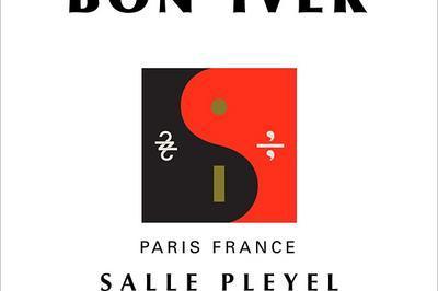 Bon Iver à Paris 8ème