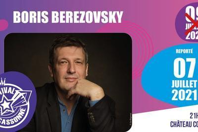 Boris Berezovsky - report à Carcassonne