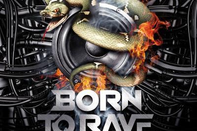 Born To Rave à Villeurbanne