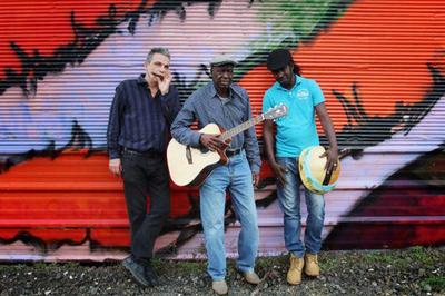 Boubacar Traore Trio à Toulouse