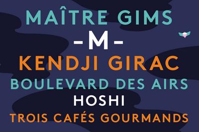 Boulevard Des Airs / Maitre Gims à Ruoms