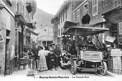 Bourg Saint Maurice En S'amusant... à Bourg saint Maurice