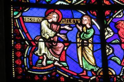 Bourges Sur Le Chemin De Saint Jacques