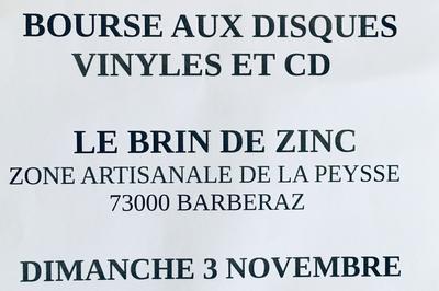 Bourse aux disques vinyles et cd à Barberaz