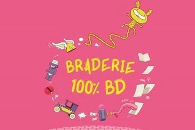 Braderie 100% BD à Lille
