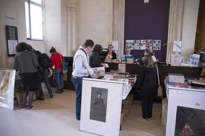 Braderie De La Librairie-boutique Du Musée Des Beaux-arts à Angers