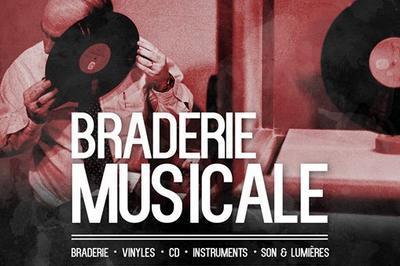 Braderie Musicale #2 Puce, Brocante, Vide Grenier à Bagnols sur Ceze