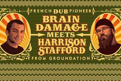 Brain Damage Meets H. Stafford à Cahors