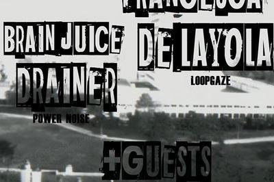 Brain Juice Drainer // Francesca de Layola // guests à Bordeaux