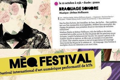 Braquage Sonore Live à HTH à Montpellier