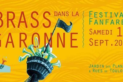 Brass dans la Garonne 2021 - Festival de Fanfares