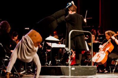 Break Symphonique à Clichy Sous Bois