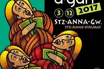 Breizh A Gan à Sainte Anne d'Auray