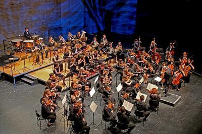 Bruckner / Zdralek - jeune philharmonie franco-allemande et hongroise à Strasbourg