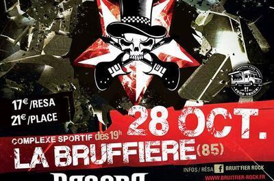 Bruit Fier Rock à La Bruffiere