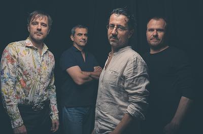 Bruno Angelini - Open Land Quartet à Guyancourt