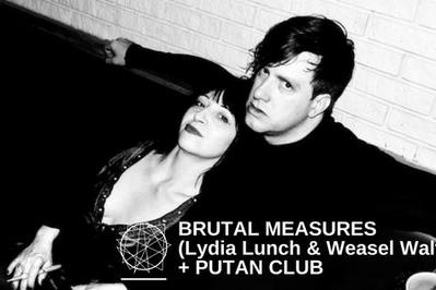 Brutal Measures et Putan Club à Bourges