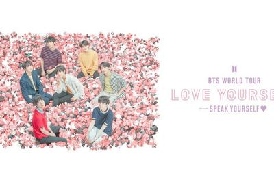 BTS - Love Yourself, Speak Yourself à Saint Denis