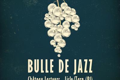 Bulle De Jazz - Ticket 1jour Samedi à Toulouse