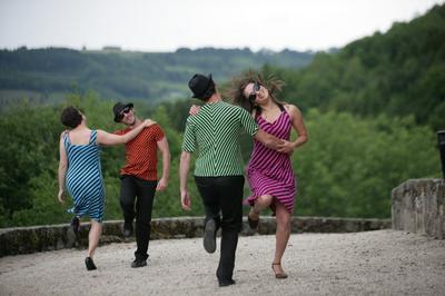 Bulles Chorégraphiques - Cie Contrepoint (danse) à Moutiers