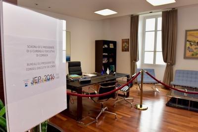 Bureau Du Président Du Conseil Exécutif De Corse à Ajaccio