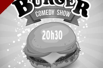 Burger Comedy Show à Nantes