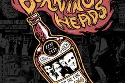 Burning Heads : 30 Ans + Invites à Dijon