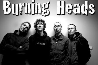 Burning Heads + Lane + Pourquoi Pas à Bretigny sur Orge