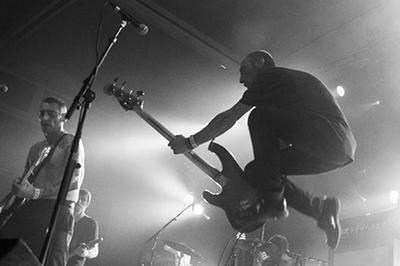 Burning Heads + Anchor Drops à Toulon