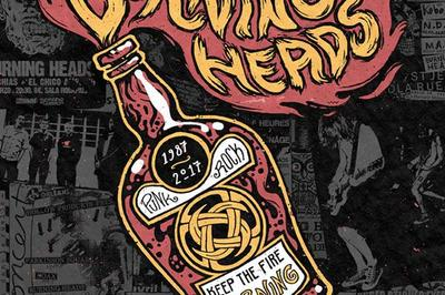 Burning Heads + Unsane à Orléans